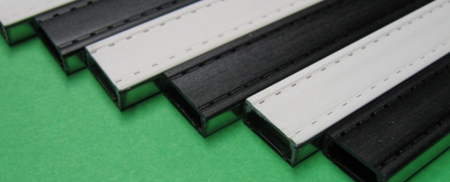 Warm edge profili warm edge profili in alluminio per - Profili in plastica per piastrelle ...